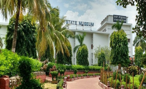 Visit Odisha State Museum and be a part of the history of Odisha