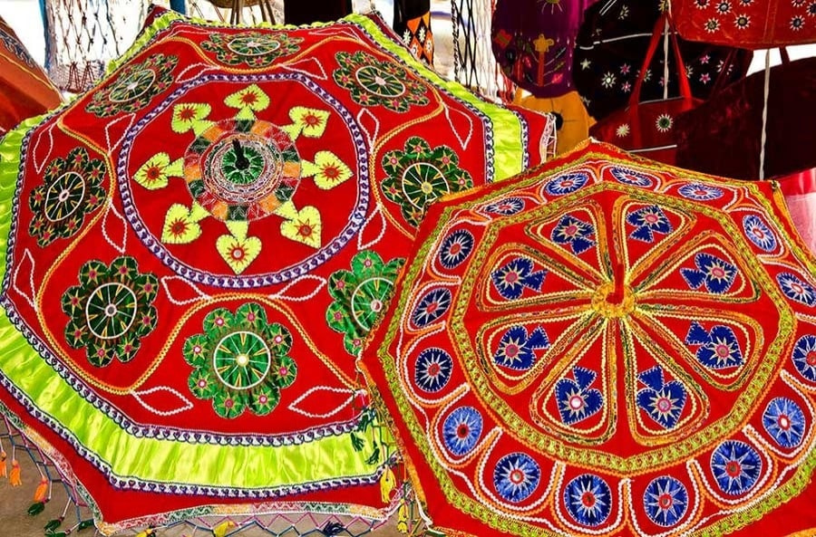 Applique work Pipli - Odisha