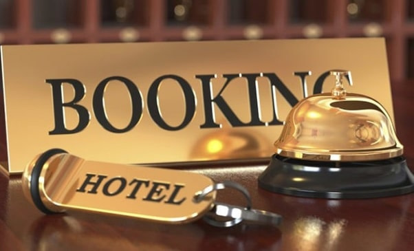 Hotel Booking - our service