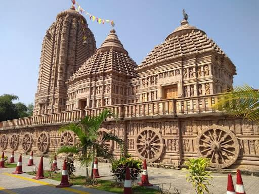 Jagannath temple at Balasore famous as the Immami Jagannath temple