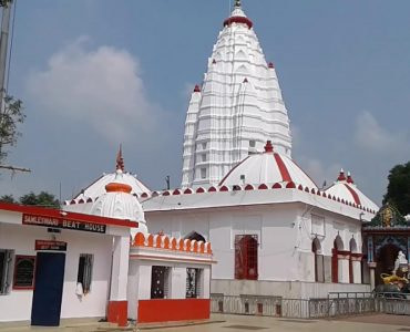 One of the most important places to visit is Samaleswari temple