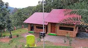 Wooden cottages at Mandasuru, Kandhamal district are one best nature camps in Odisha