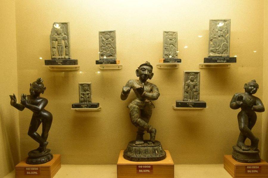 Artifact at Odisha state museum