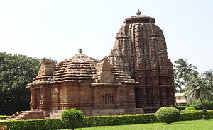 Temple of Love – Rajarani Temple – Bhubaneswar