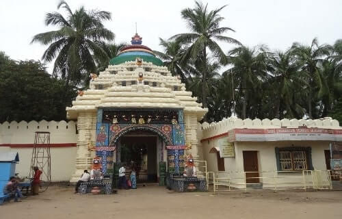 Entrance of Gundicha temple one the must places to visit in Puri