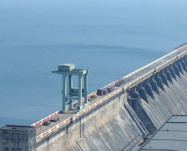 WATER RESOIRVER AT HIRAKUD DAM IN SAMBALPUR is one of the top places to visit in sambalpur